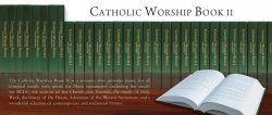 New reviews of Catholic Worship Book II