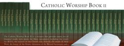Dr Paul Taylor on the New Catholic Worship Book